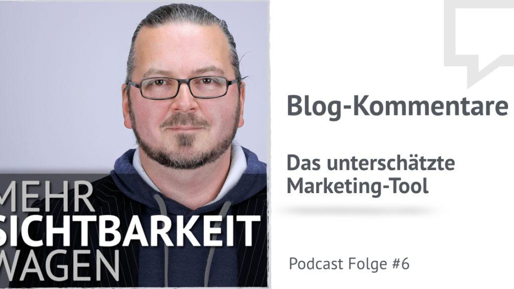 Marketing über Blog-Kommentare