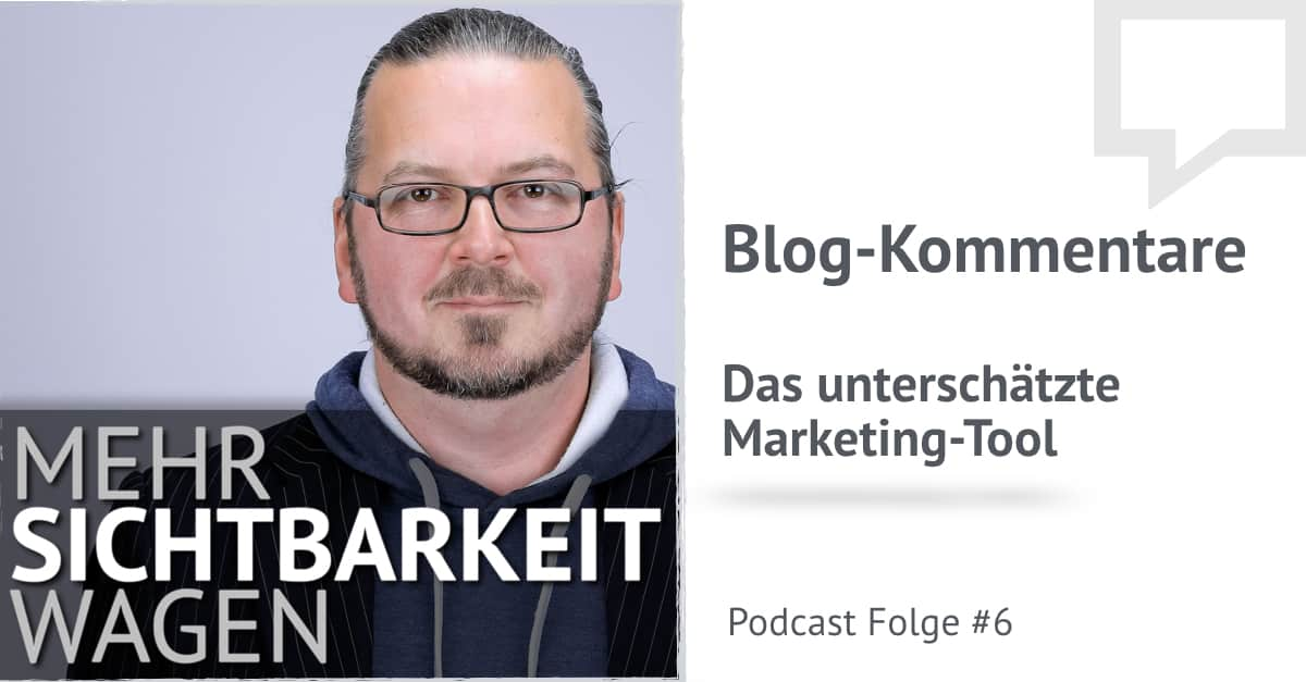 Marketing über Blog-Kommentare