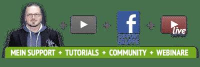Frank Katzer Membership Online Sichtbarkeit